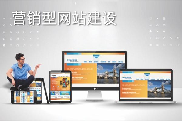 企业网站建设+小程序